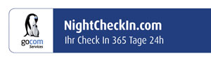 NightCheckIn LateCheckIn SelfCheckIn und CheckIn Online