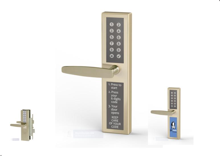 PinCode Lock